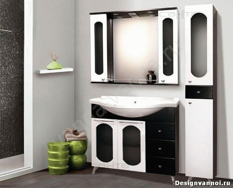 санта мебель для ванной