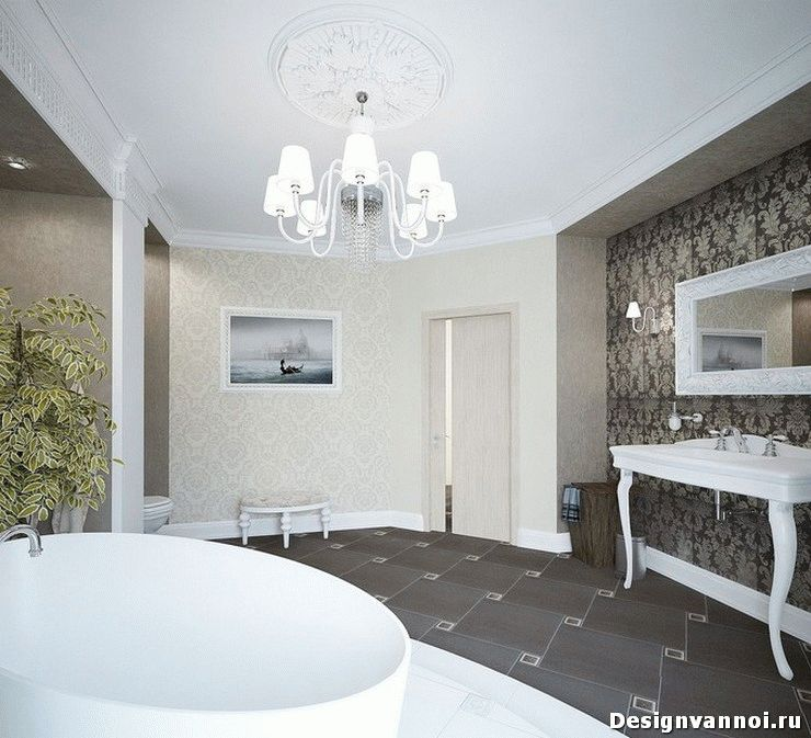 люстра для ванной комнаты