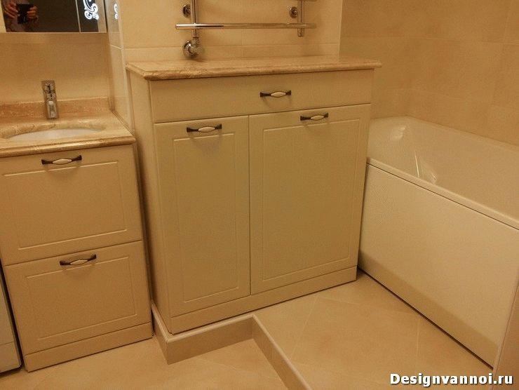 комод для ванной комнаты