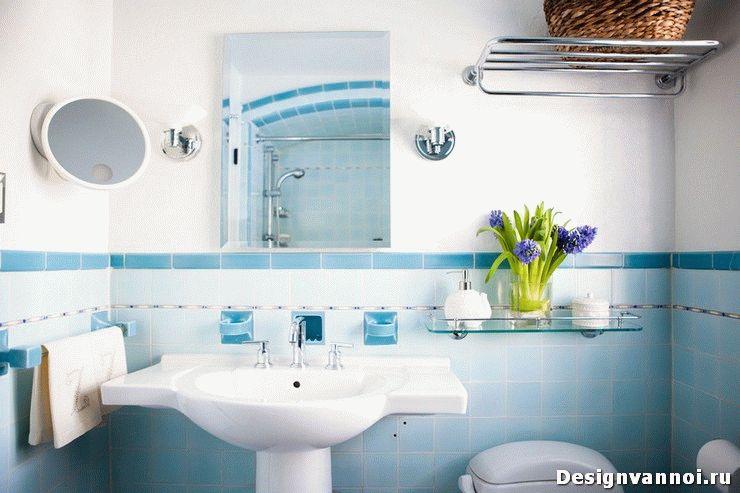 полочки для ванной комнаты своими руками