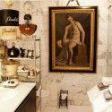 шторы текстиль для ванной комнаты