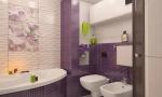 как подобрать плитку в ванную комнату